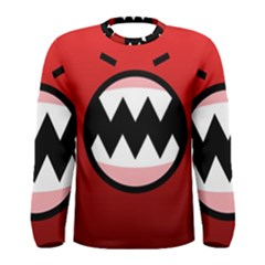 Funny Angry Men s Long Sleeve Tee
