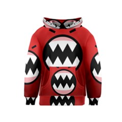 Funny Angry Kids  Pullover Hoodie
