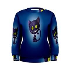 Cats Funny Women s Sweatshirt