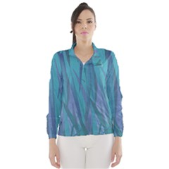 Pattern Wind Breaker (Women)