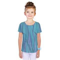 Pattern Kids  One Piece Tee