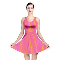 Pattern Reversible Skater Dress