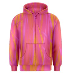 Pattern Men s Zipper Hoodie