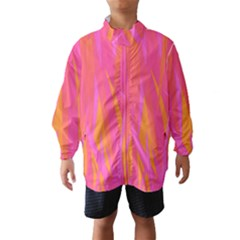 Pattern Wind Breaker (Kids)