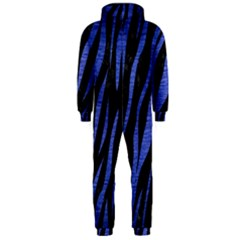 SKN3 BK-MRBL BL-BRSH Hooded Jumpsuit (Men)
