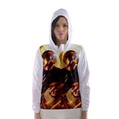 Bidadaro Hooded Wind Breaker (Women)