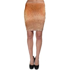 Chow Chow Eyes Bodycon Skirt