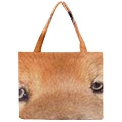 Chow Chow Eyes Mini Tote Bag