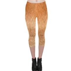 Chow Chow Eyes Capri Leggings