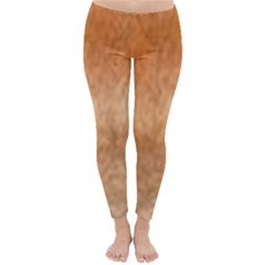 Chow Chow Eyes Classic Winter Leggings