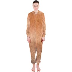 Chow Chow Eyes Hooded Jumpsuit (Ladies)