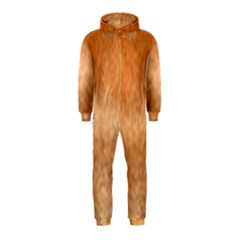 Chow Chow Eyes Hooded Jumpsuit (Kids)