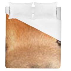 Chow Chow Eyes Duvet Cover (Queen Size)