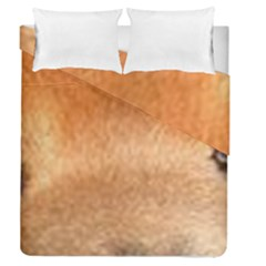Chow Chow Eyes Duvet Cover Double Side (Queen Size)