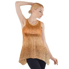Chow Chow Eyes Side Drop Tank Tunic