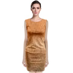Chow Chow Eyes Classic Sleeveless Midi Dress