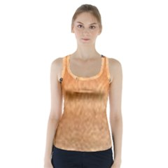 Chow Chow Eyes Racer Back Sports Top