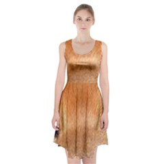 Chow Chow Eyes Racerback Midi Dress