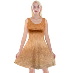 Chow Chow Eyes Reversible Velvet Sleeveless Dress