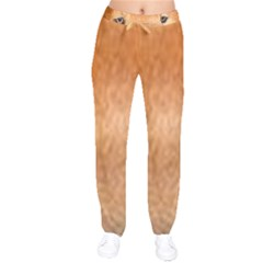 Chow Chow Eyes Drawstring Pants