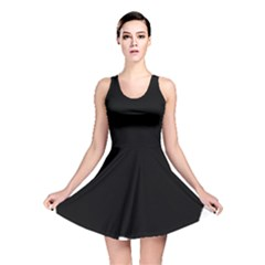 Chow Chow Silo Black Reversible Skater Dress