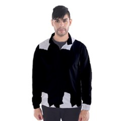 Chow Chow Silo Black Wind Breaker (Men)