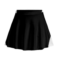 Chow Chow Silo Black Mini Flare Skirt
