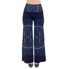 Minimalistic Knowledge Mathematics Trigonometry Pants