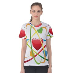 Love Women s Cotton Tee