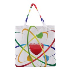 Love Grocery Tote Bag