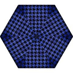 HTH1 BK-MRBL BL-BRSH Mini Folding Umbrellas