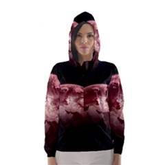 Planet Fantasy Art Hooded Wind Breaker (Women)