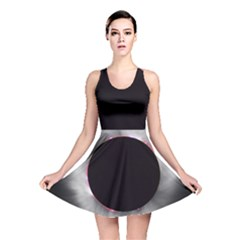 Solar Eclipse Reversible Skater Dress