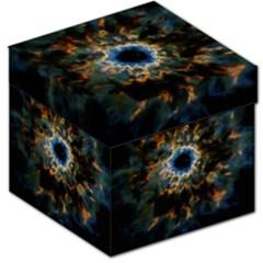 Crazy Giant Galaxy Nebula Storage Stool 12
