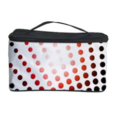 Radial Dotted Lights Cosmetic Storage Case