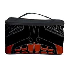 Traditional Northwest Coast Native Art Cosmetic Storage Case