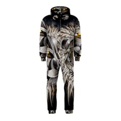 Lion Robot Hooded Jumpsuit (Kids)