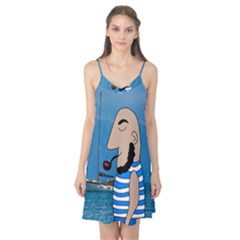 Sailor Camis Nightgown