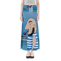 Sailor Maxi Skirts