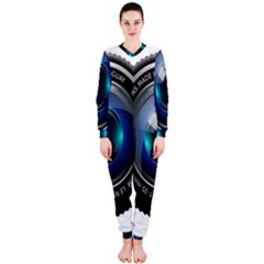 Camera Lens Prime Photography OnePiece Jumpsuit (Ladies)
