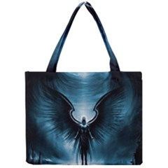 Rising Angel Fantasy Mini Tote Bag