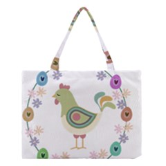 Easter Medium Tote Bag