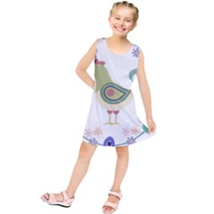 Easter Kids  Tunic Dress