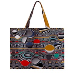 Changing Forms Abstract Medium Tote Bag