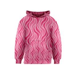 Pattern Kids  Pullover Hoodie
