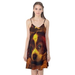 Cute 3d Dog Camis Nightgown