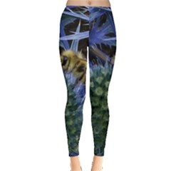 Chihuly Garden Bumble Leggings