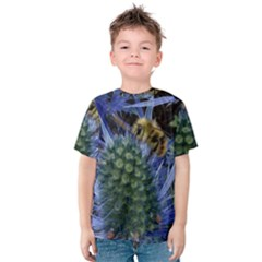 Chihuly Garden Bumble Kids  Cotton Tee