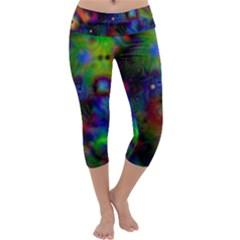 Full Colors Capri Yoga Leggings