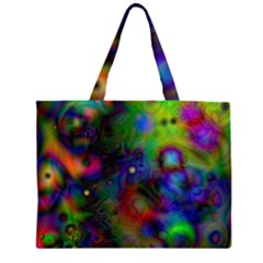 Full Colors Large Tote Bag